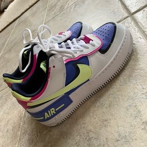 New Nike Air Force 1's